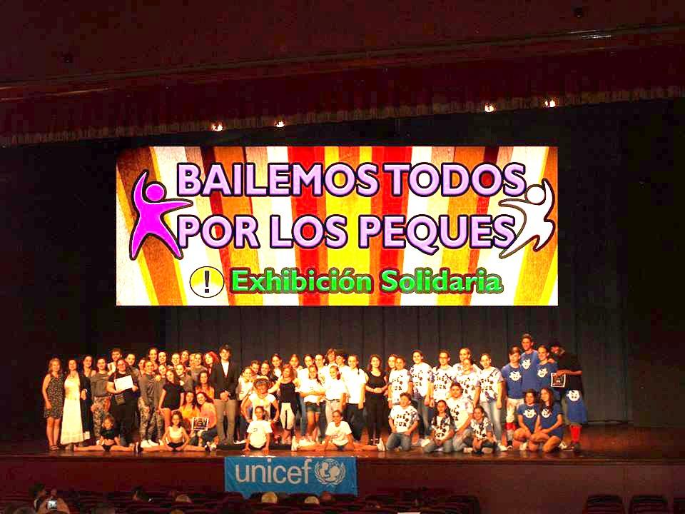 Foto final del evento
